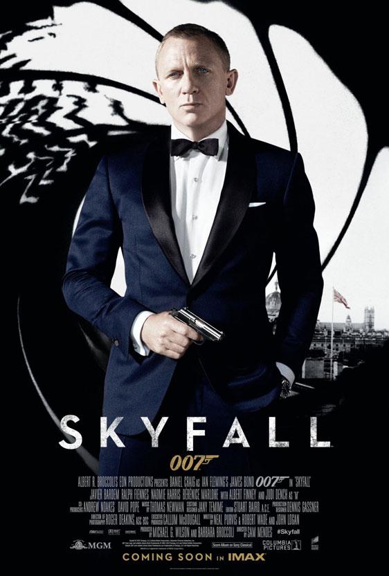 Skyfall Poster #9