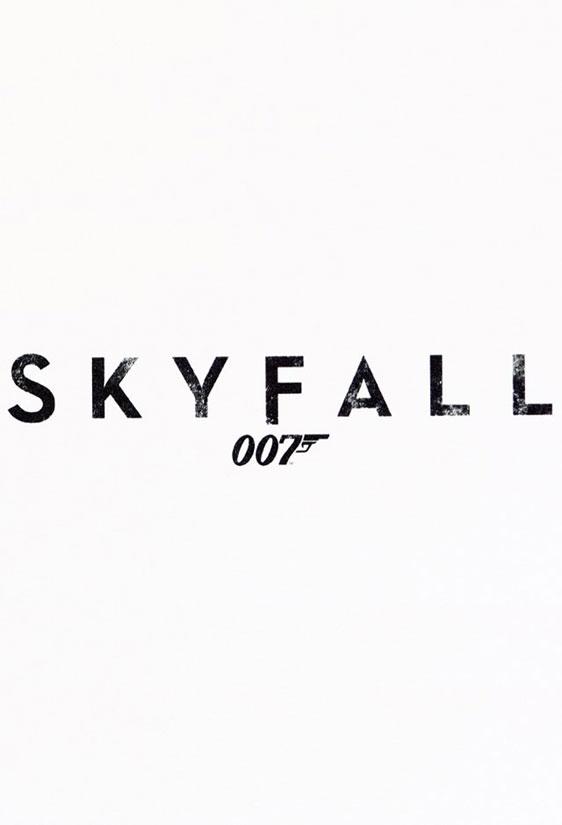 Skyfall Poster #1