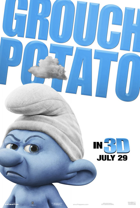 The Smurfs Poster #6