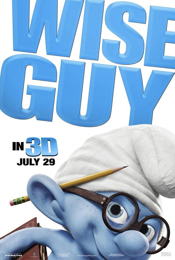 The Smurfs Poster #8