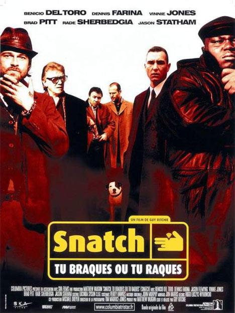 Snatch Poster #1