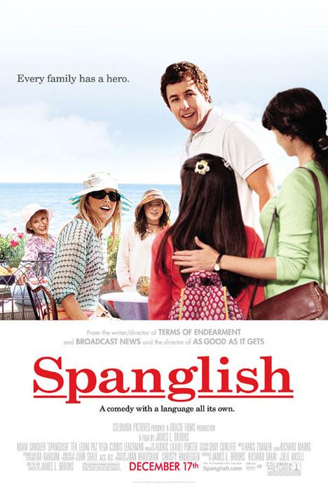Spanglish Poster #1