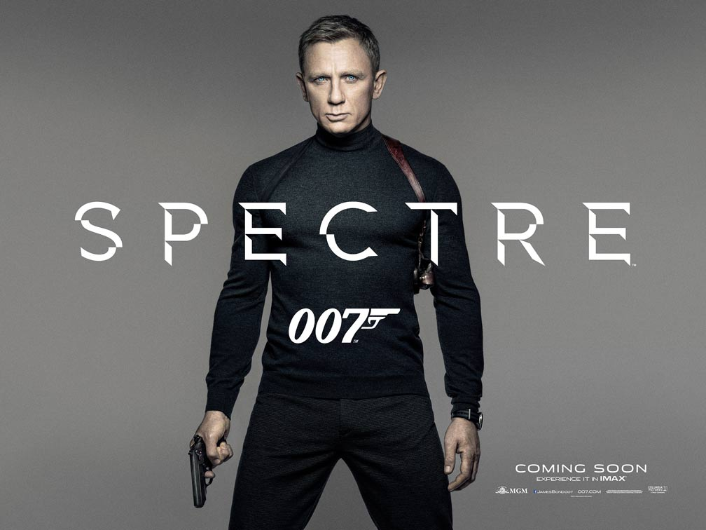 Spectre Poster #2