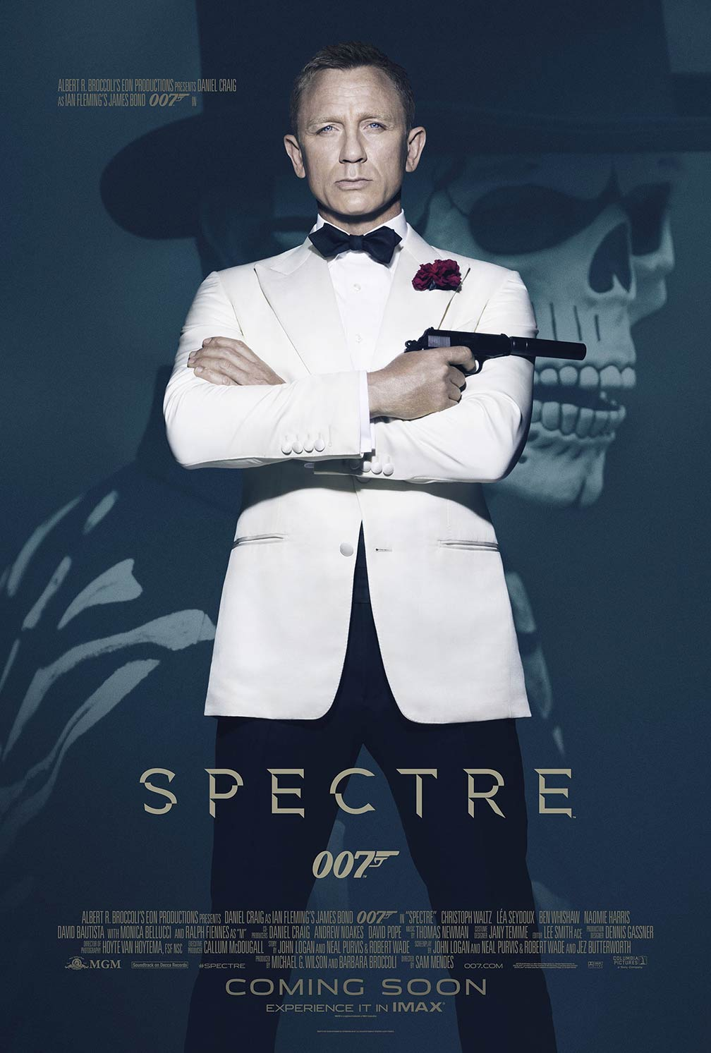 Spectre Poster #3