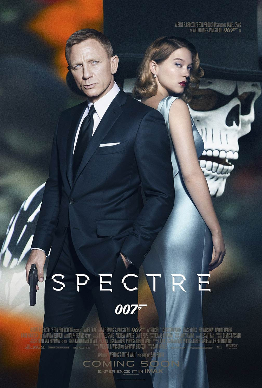 Spectre Poster #6