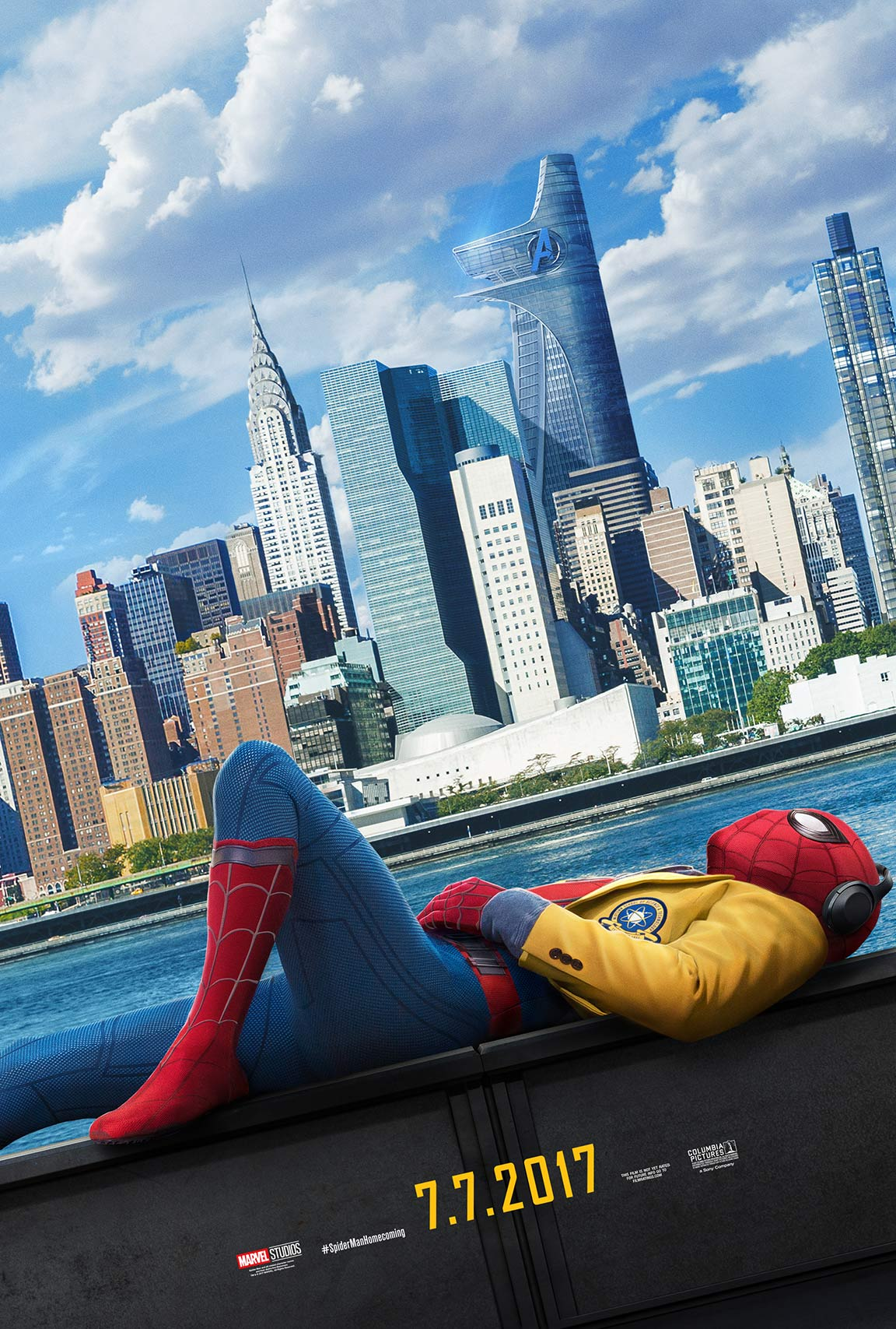 Spider-Man: Homecoming Poster #3