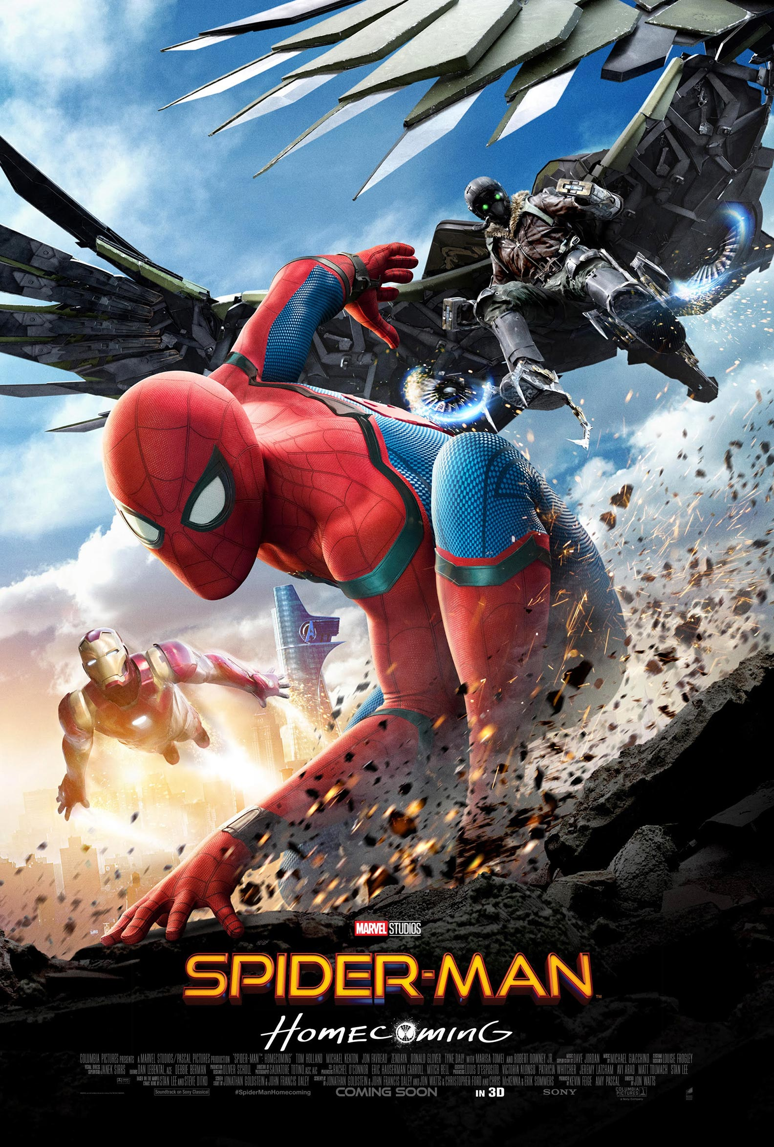 Spider-Man: Homecoming Poster #5