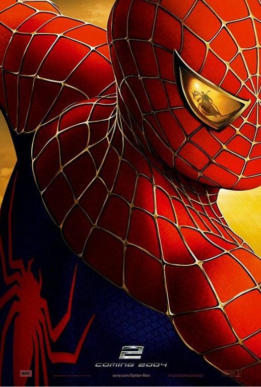 Spider-Man 2 Poster #2