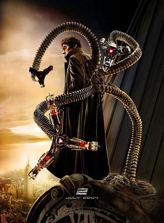 Spider-Man 2 Poster #3