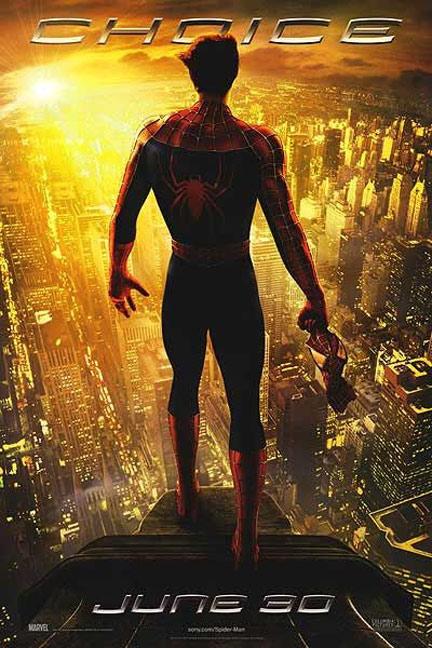 Spider-Man 2 (2004) Po...