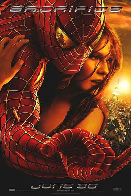 Spider-Man 2 Poster #1
