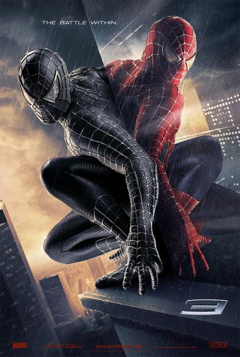Spider-Man 3 Poster #1