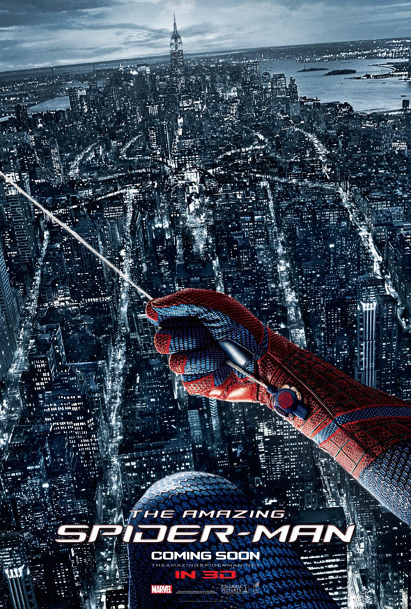 The Amazing Spider-Man Poster #10