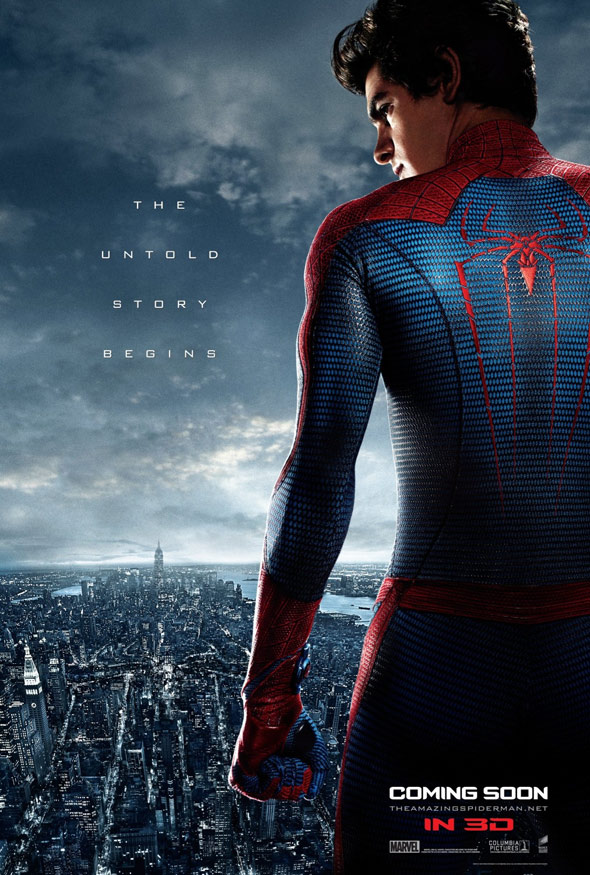 The Amazing Spider-Man Poster #11