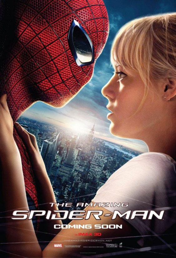The Amazing Spider-Man Poster #12