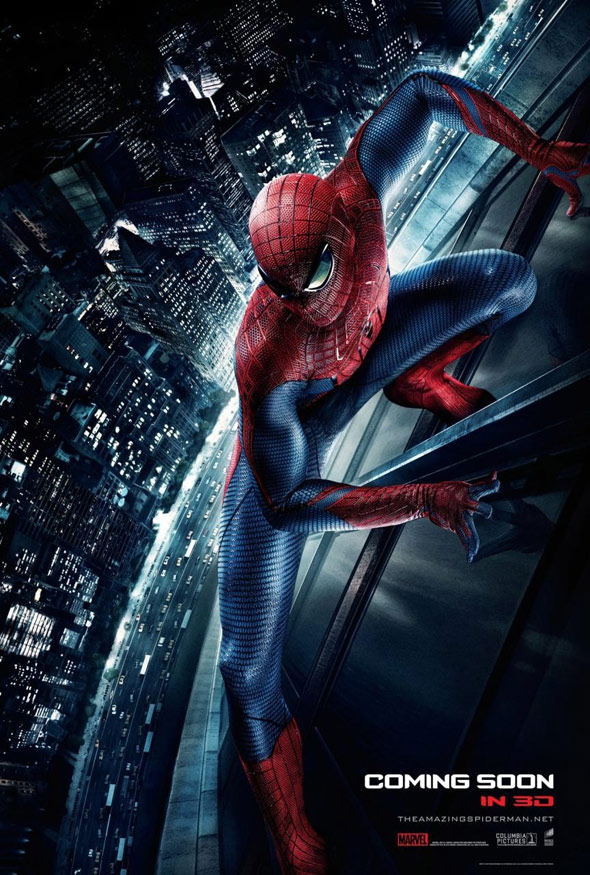 The Amazing Spider-Man Poster #4