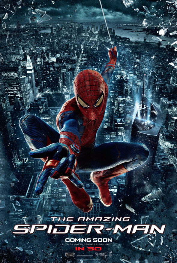 The Amazing Spider-Man Poster #6