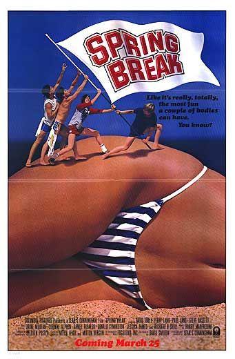 Spring Break Poster #1