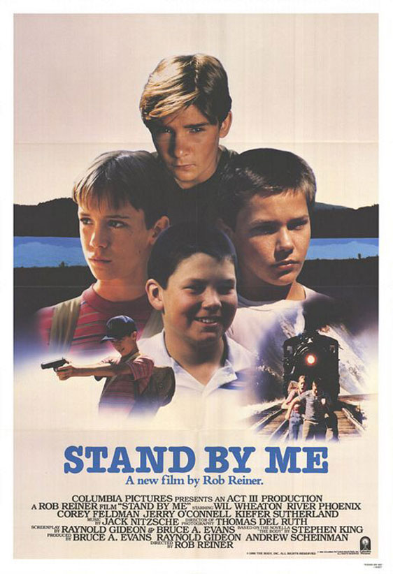 Stand By Me Poster #1