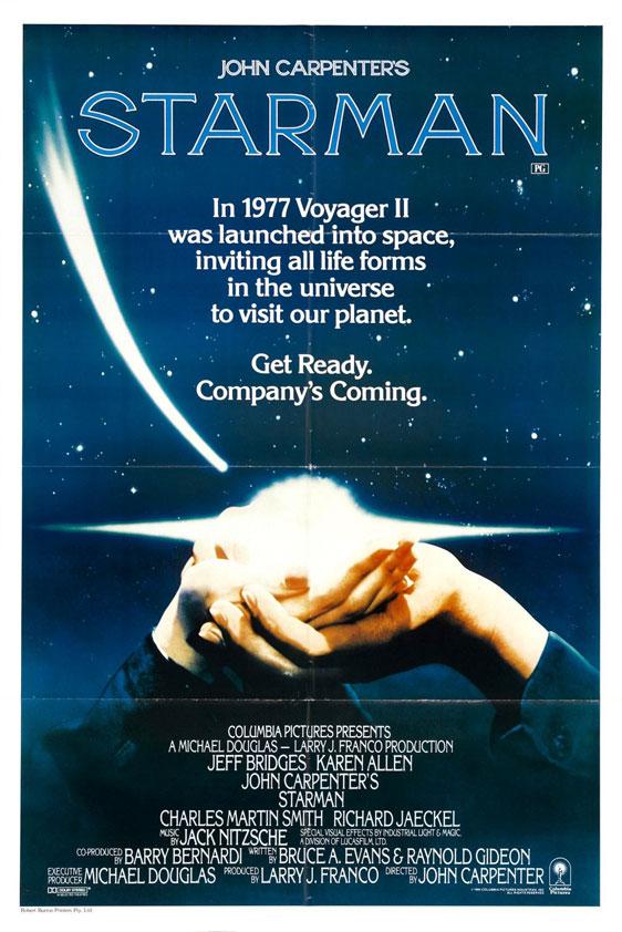Starman Poster #3