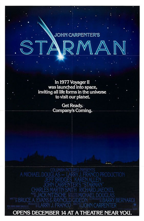 Starman Poster #1