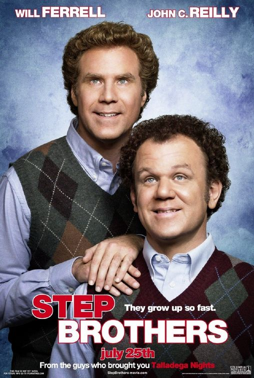 Step Brothers Poster #1