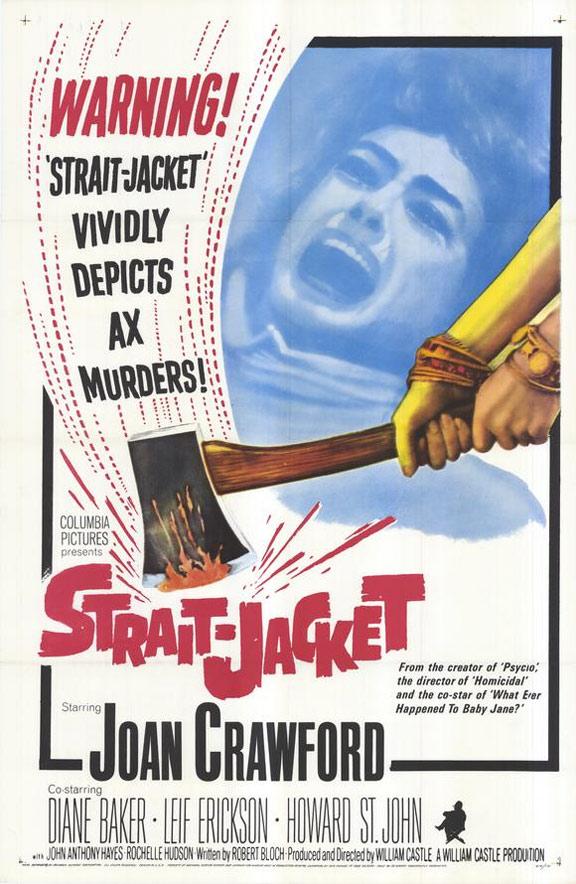 Strait-Jacket Poster #1