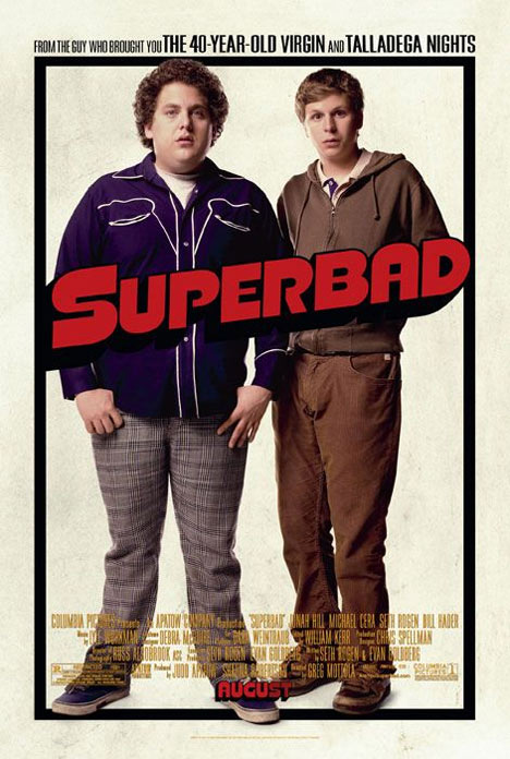 Superbad Poster #1