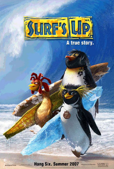 Surf's Up Poster #1