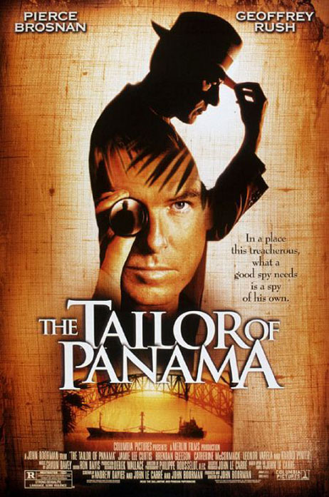 The Tailor of Panama Poster #1