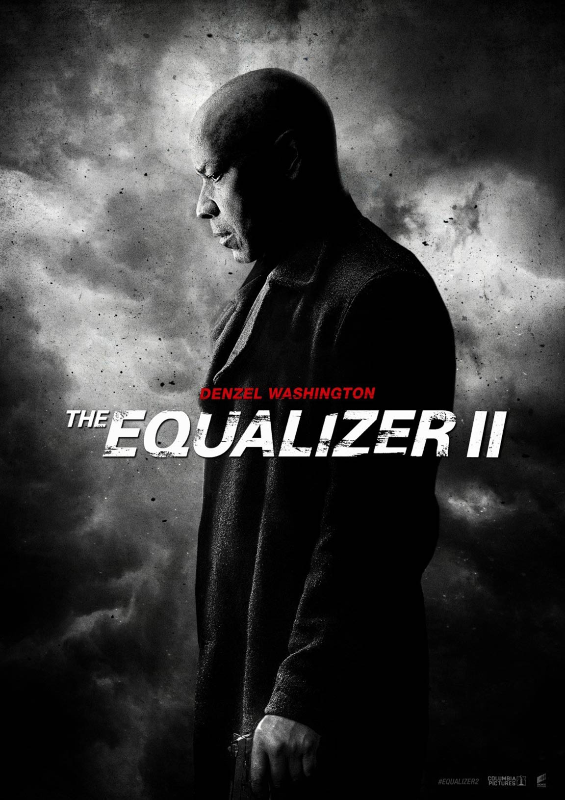The Equalizer 2 Poster #1