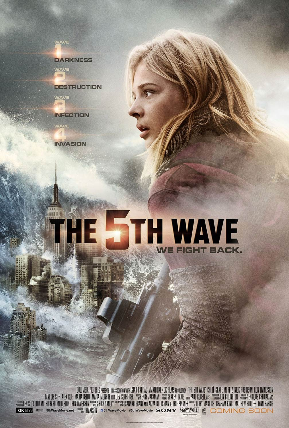 The 5th Wave Poster #2