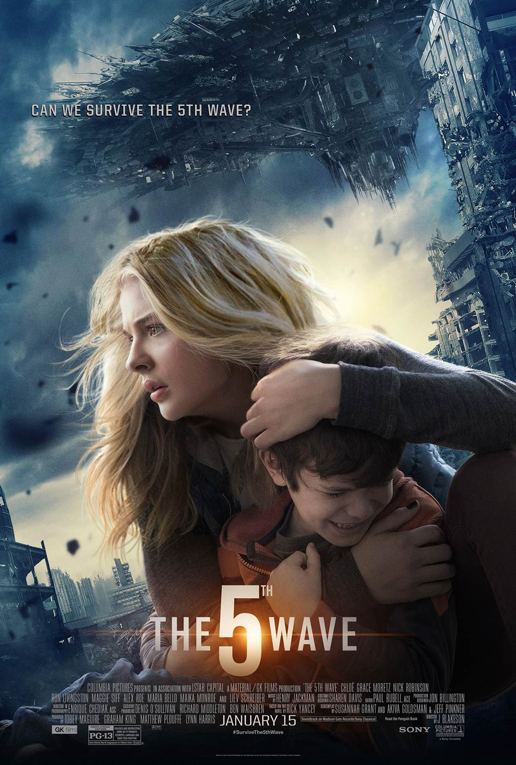 The 5th Wave Poster #3