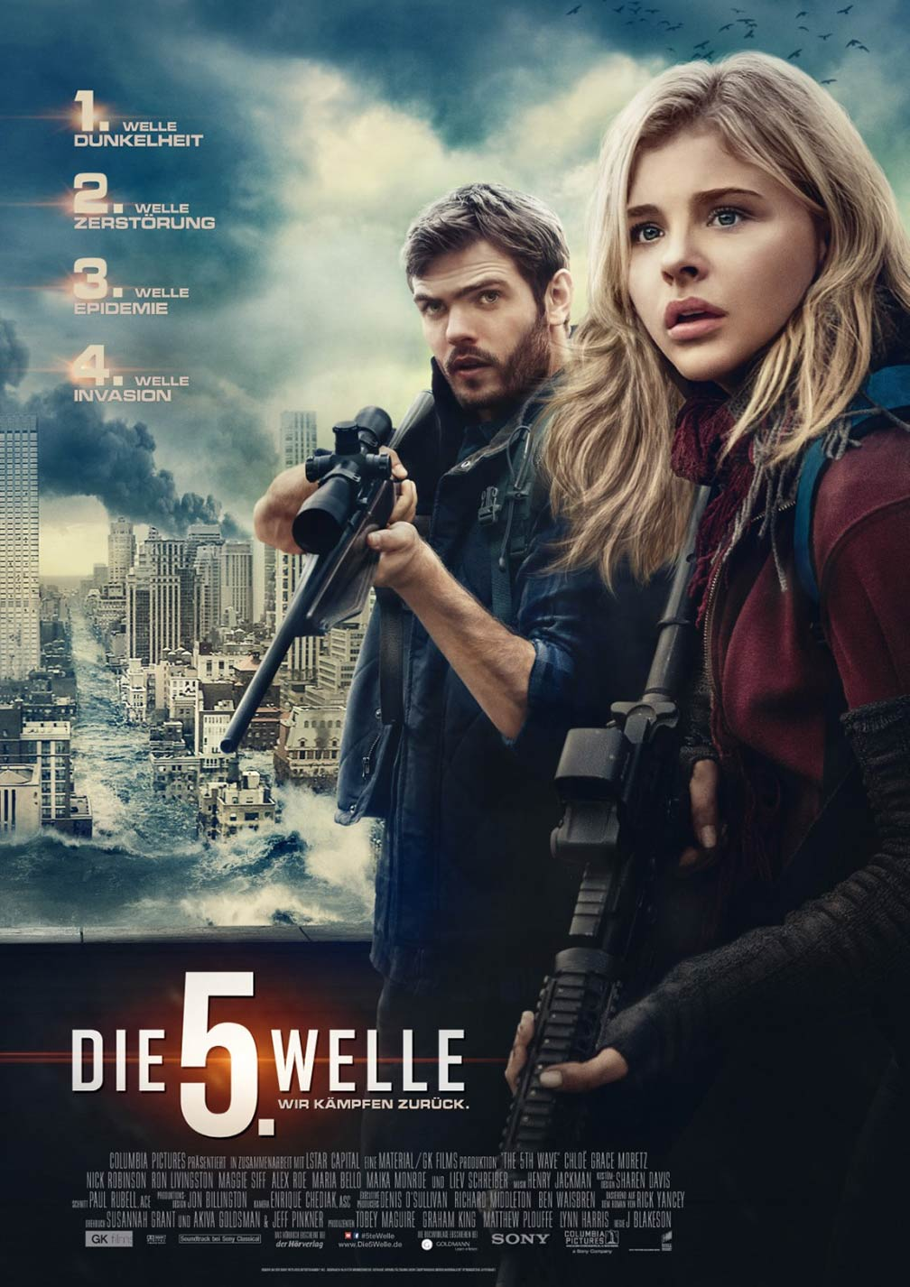 The 5th Wave Poster #4