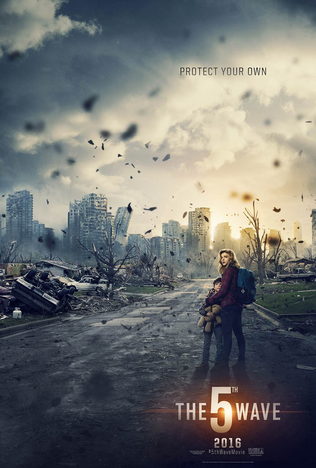 The 5th Wave Poster #1