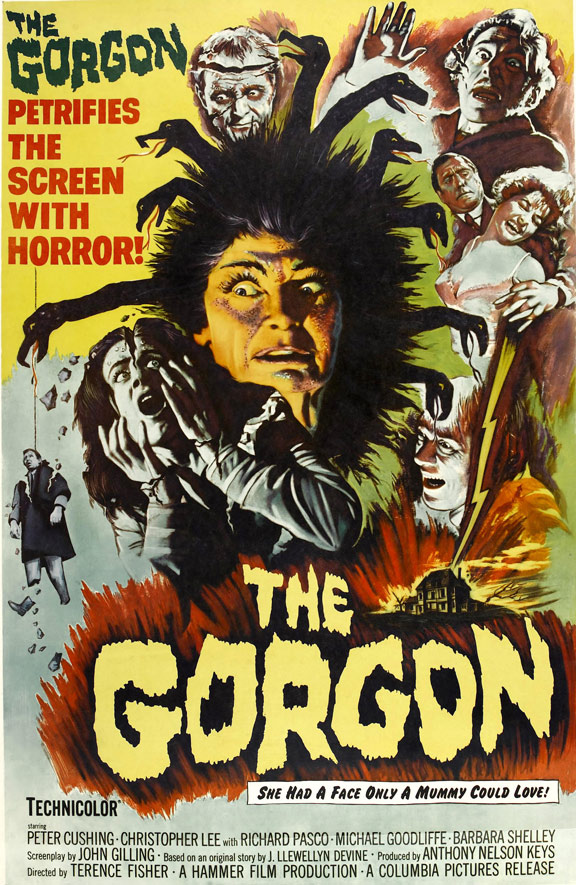 The Gorgon Poster #1