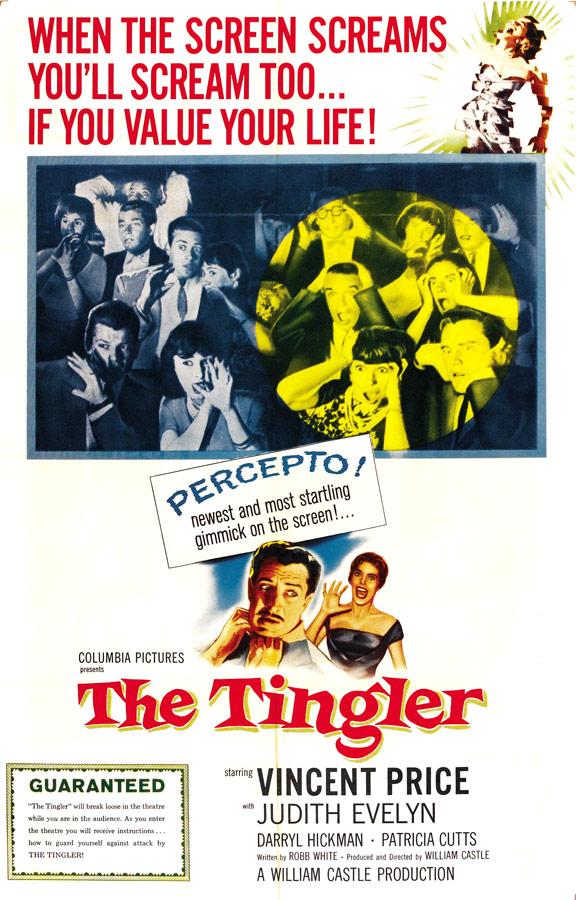 The Tingler Poster #1