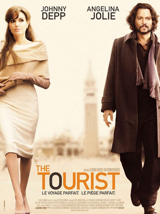 The Tourist Poster #2