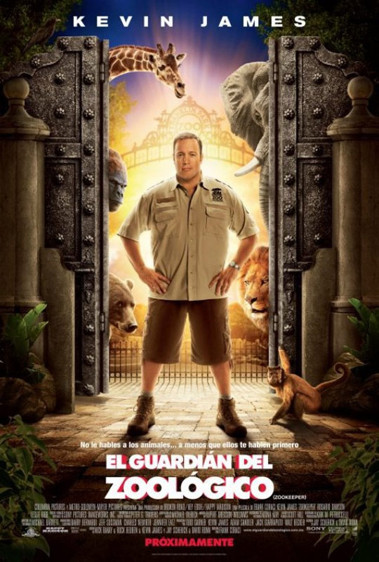 Zookeeper Poster #2