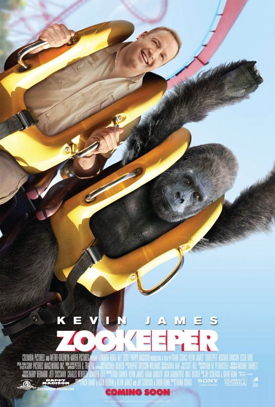 Zookeeper Poster #4