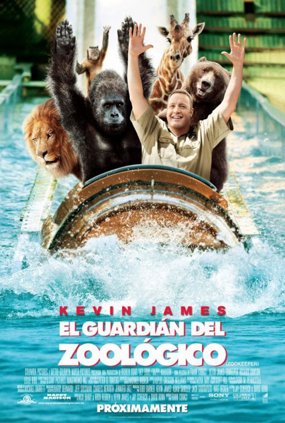 Zookeeper Poster #6