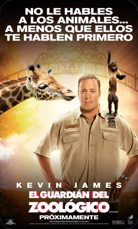 Zookeeper Poster #7