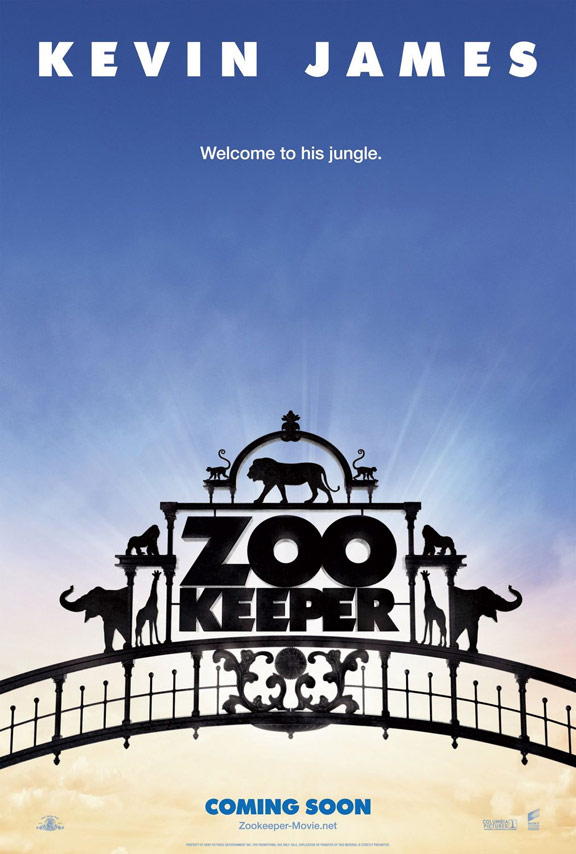 Zookeeper Poster #1