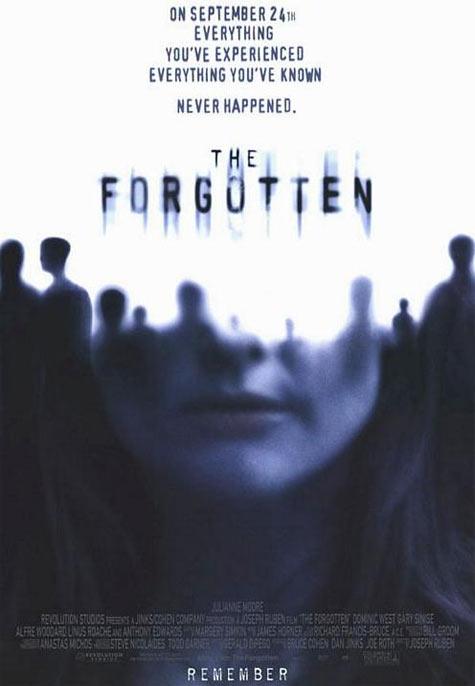 The Forgotten Poster #1