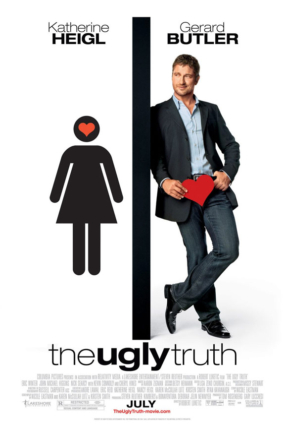 The Ugly Truth Poster #3