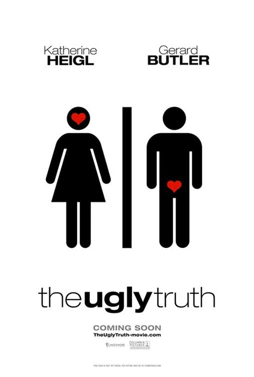 The Ugly Truth Poster #1