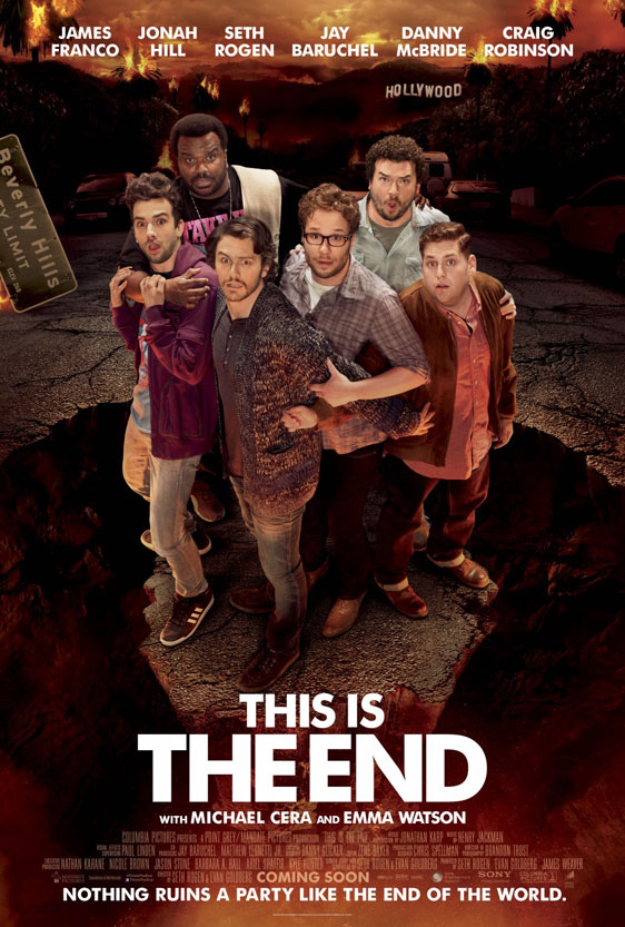 This is the End Poster #2