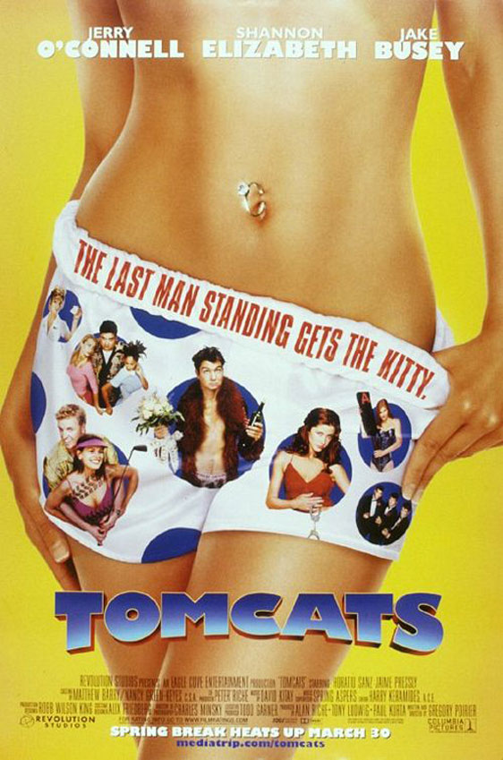 Tomcats Poster #1