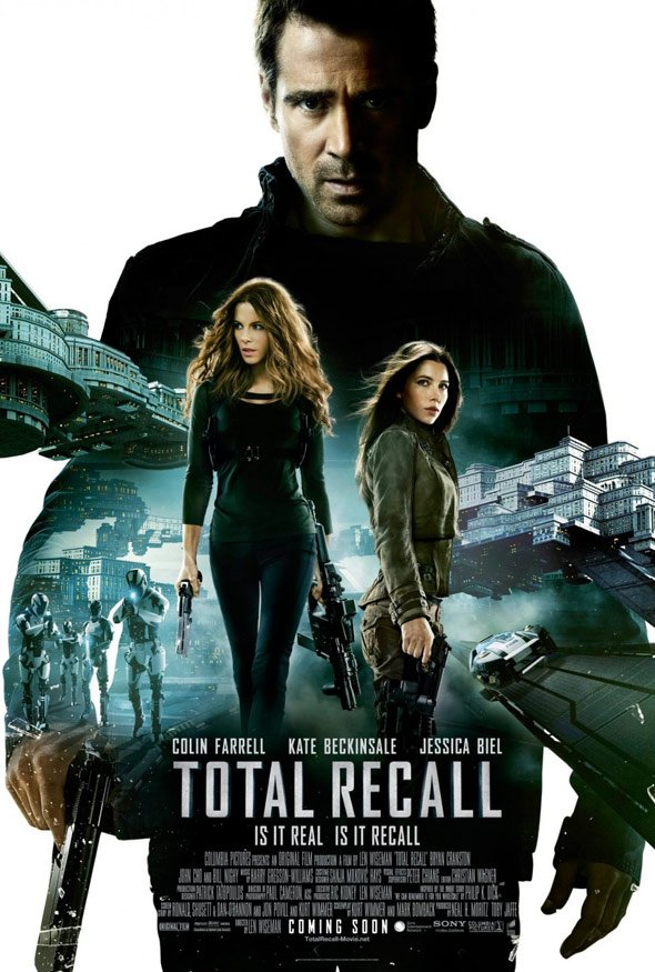 Total Recall Poster #10