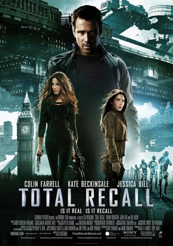 Total Recall Poster #9